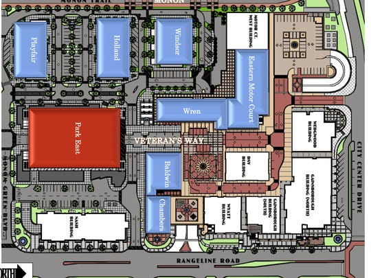Pedcor plans to continue work on Carmel City Center this year.