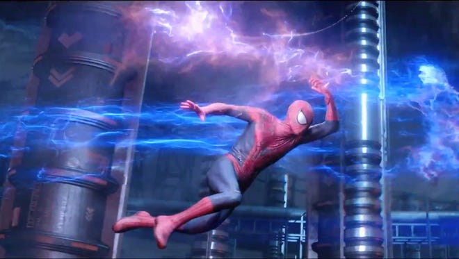 'The Amazing Spider-Man 2' hits theaters May 2.