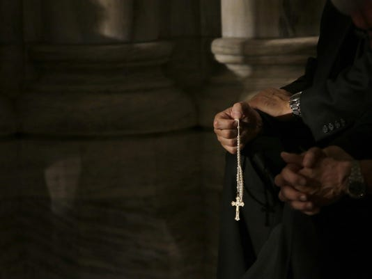 Church Sex Abuse Parishioners