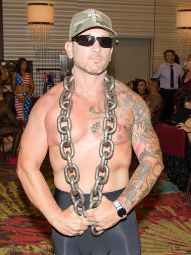 Artown Reno Fashion Show in the Grand Sierra Resort,