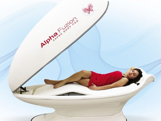 Buy a spa pod... for the cost of how many trips to