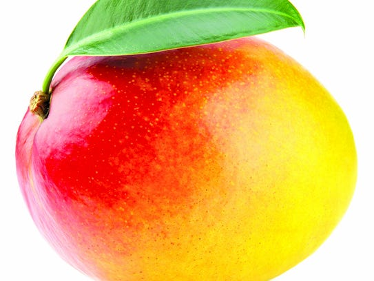 Behold: The mango.