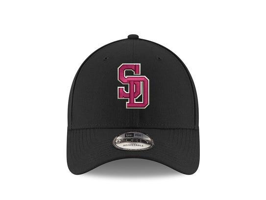 Stoneman Douglas High School baseball cap.