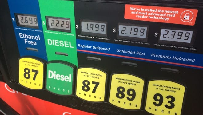 Brevard County commissioners are considering a plan to raise local gas taxes by 6 cents a gallon to help pay for road maintenance projects.