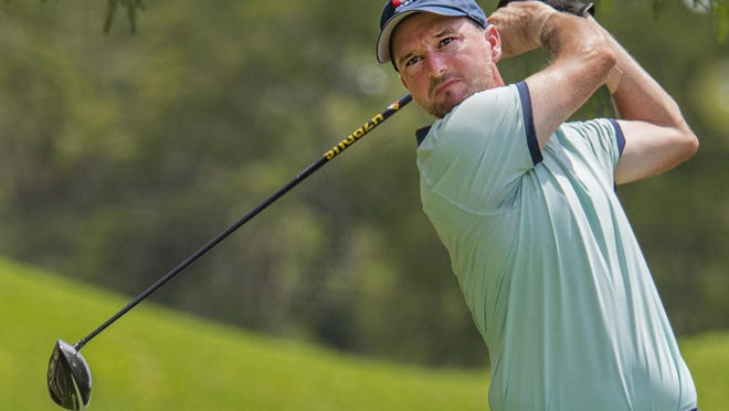 Scott Turner did not play golf for a couple of months due to the coronavirus pandemic but you could not tell this weekend as he became only the second player to win back-to-back county golf championships.