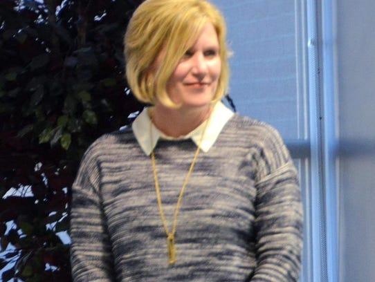 Norup International middle school math teacher Lara