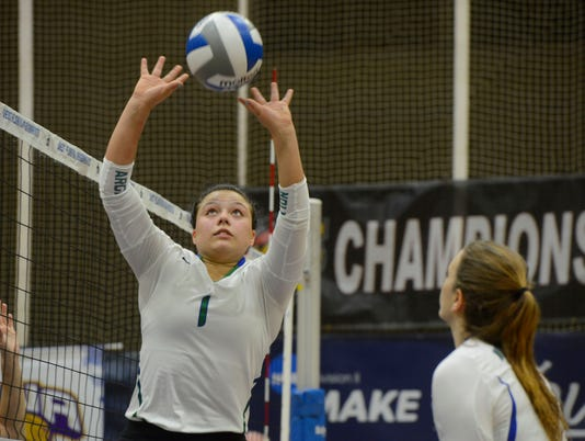 Gulf South Conference Volleyball Championship 5