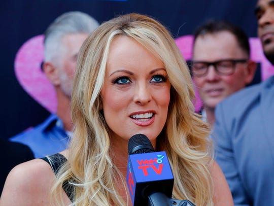 Columbus police improperly arrested porn actress Stormy Daniels at a Columbus strip club last July, but it wasn't pre-planned or motivated by their politics, an internal investigation found Friday.
