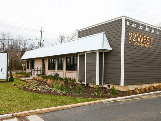 22 West Tap and Grill in Bridgewater.