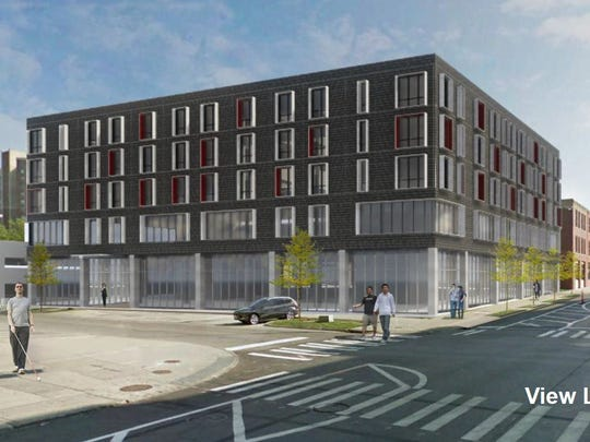 Nelson Development plans a $24 million mixed-use building