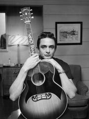 Music legend Johnny Cash