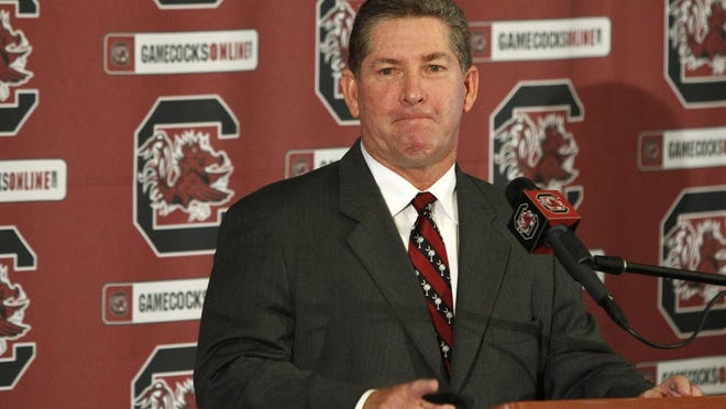 USC Athletics Director Ray Tanner says the department will bring in $105.96 million for the 2015-16 fiscal year.