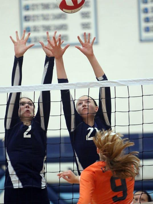 Nicolet Grafton Girls Volleyball-5