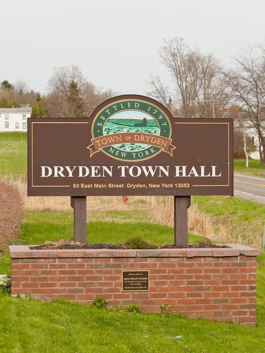 Dryden Food Pantry Serves Up Holiday Feast