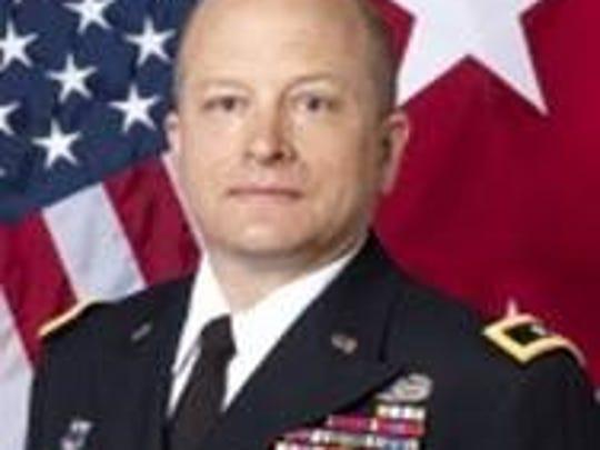 Major General Robert E. Livingston, Jr.