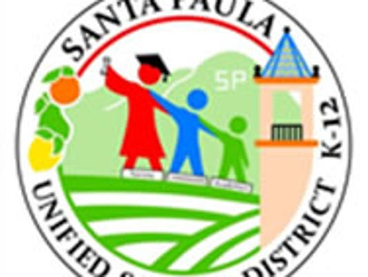 Santa Paula Unified logo