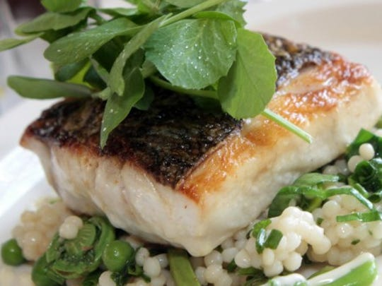 Farmer and the Fish is known for superlative seafood