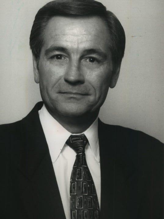 1994 Press Photo Gerald Jerry Kleczka, Milwaukee Wisconsin Representative