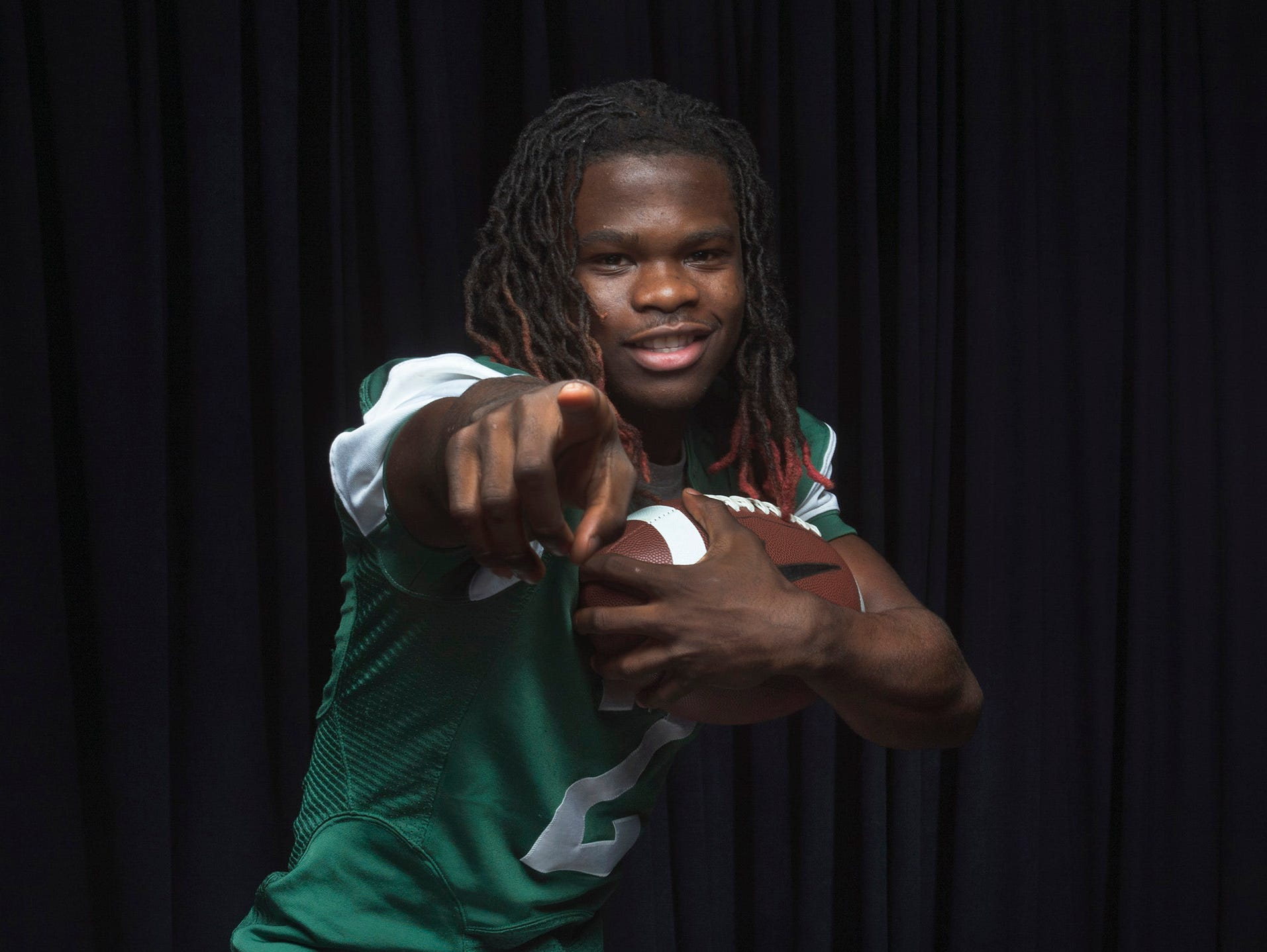 All-Shore Offensive Player of the Year Dahmiere Willis (Long Branch).