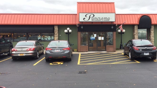 The Panorama Restaurant & Lounge in Gates.