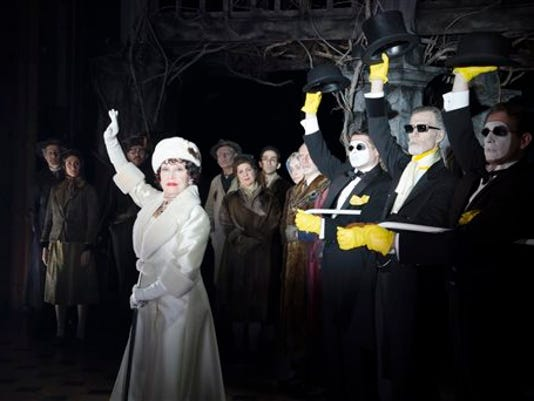 Theater Review The Visit