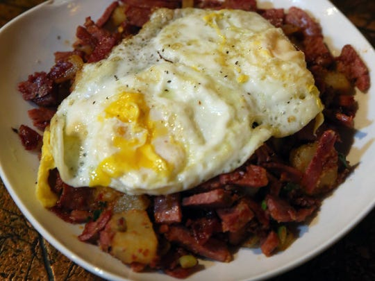 Hailey's Harp & Pub located at 400 Main St, Metuchen is photographed  on Friday February 26, 2016.