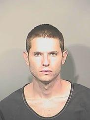 3:08 p.m. Jan. 29. -- Arrested: Joseph Alan Bellinger,