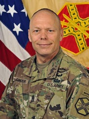 Command Sgt. Maj. Noel Foster is now Fort Campbell's