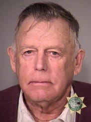 Nevada Rancher Cliven Bundy, 74, is shown in a booking