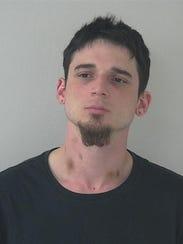 Lucas Ansell, 31, Nasewaupee, arrested on suspicion