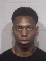 Christopher M. Thomas, 20, of Gwynn Oak, Md., a suspect