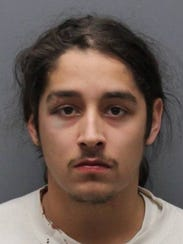 Joel Thompson, 22, was arrested in Yonkers on Dec.