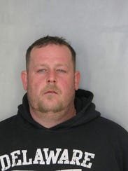 Thomas Gillespie of New Castle has been charged with