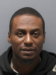 James Bryant, one of those arrested in a gang crackdown,