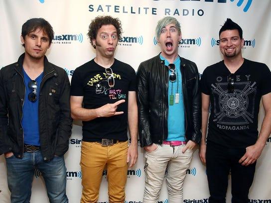 Celebrities Visit SiriusXM Studios - June 12, 2013