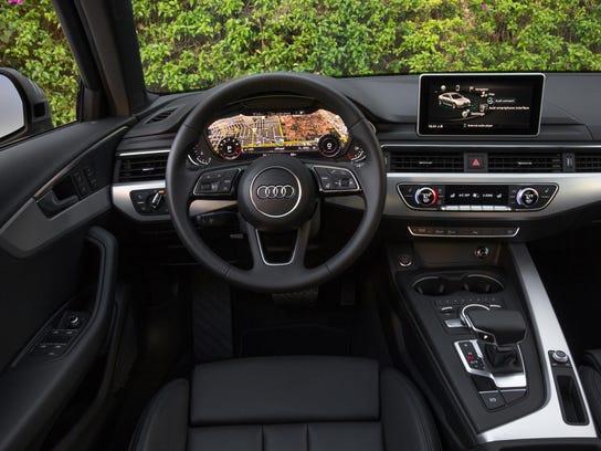 Auto review: Audi A4ís virtual cockpit a dazzling development