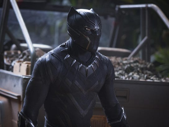 'Black Panther' makes history in multiple ways