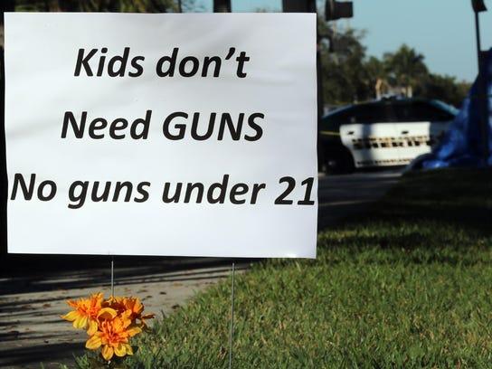 High School shooting in Parkland