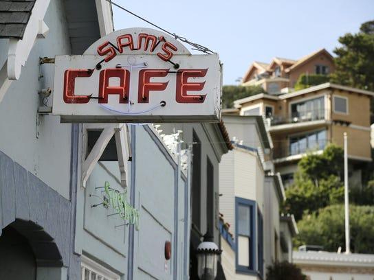 Main Street Cafe Tiburon