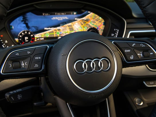 Auto review: Audi A4ís virtual cockpit a dazzling development