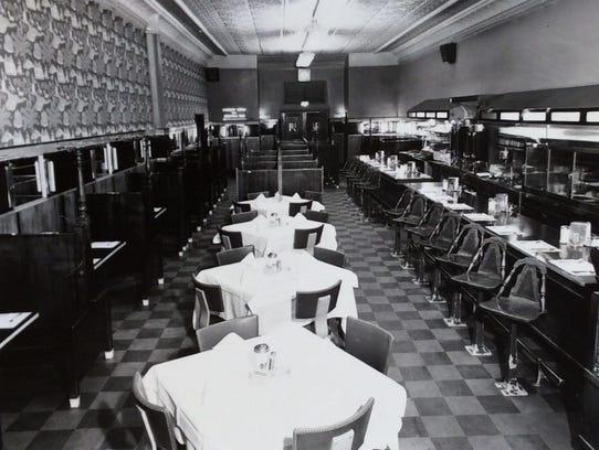 Jim's Lansing Cafe at 116 E.Michigan Ave.