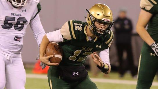 St. Joseph quarterback Nick Patti committed to play