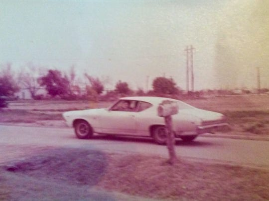 We asked folks to tell us about their first cars. Loren Gentry of Sulphur had a brand-new 1969 Chevelle when he was 17 in Corpus Christi, Texas.