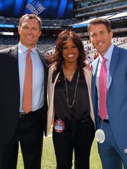 that voice you hear on fox is likely to be kevin burkhardt s