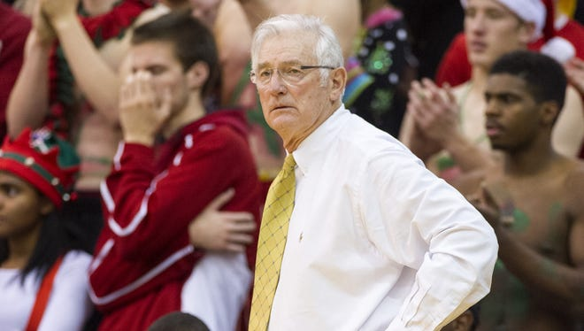 Lawrence North will name its gymnasium in honor of longtime boys basketball coach Jack Keefer.