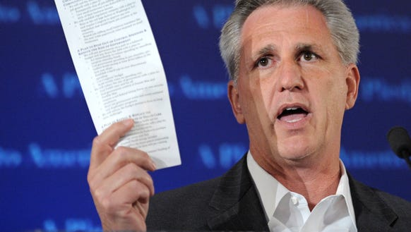 House Majority Leader Kevin McCarthy Blasted Google for Listing