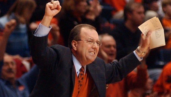 Former Auburn coach Cliff Ellis will return to the Plains to face the Tigers with his Coastal Carolina squad on Dec. 5.