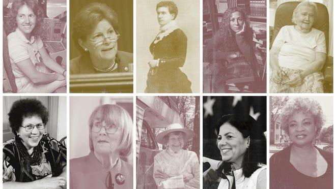 New Hampshire's Women of the Century