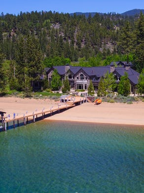 Inside The 47m Lake Tahoe Home With A