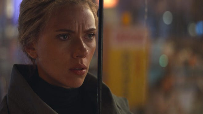 "Scarlett Johansson plays Black Widow in ""Avengers: Endgame."""